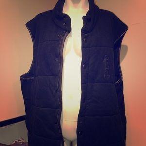 Polo Ralph Lauren 2X Tall men's outside vest